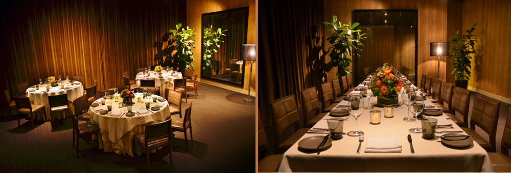 Prospect Restaurant San Francisco Private Dining The Candace Room